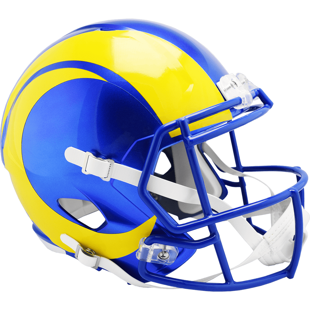 Riddell Helmet Los Angeles Rams 2020 Speed Replica Helmet