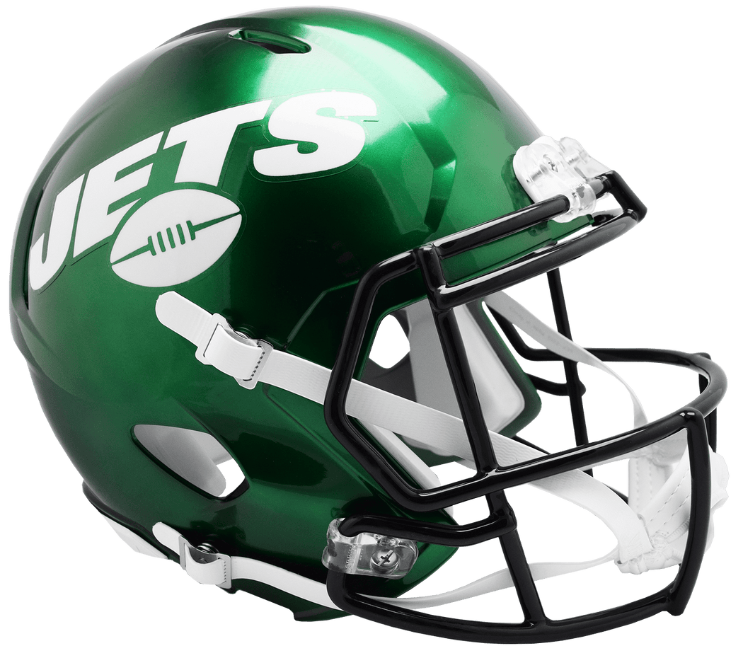 Riddell Helmet New York Jets Speed Replica Helmet