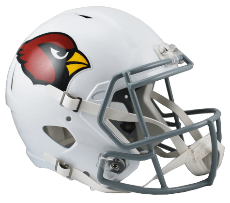Riddell Helmet One Size Arizona Cardinals Speed Replica Helmet