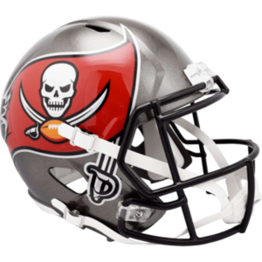 Riddell Helmet One Size Tampa Bay Buccaneers Speed Replica Helmet