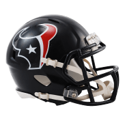 Riddell Mini Helmet One Size Houston Texans Speed Mini Helmet