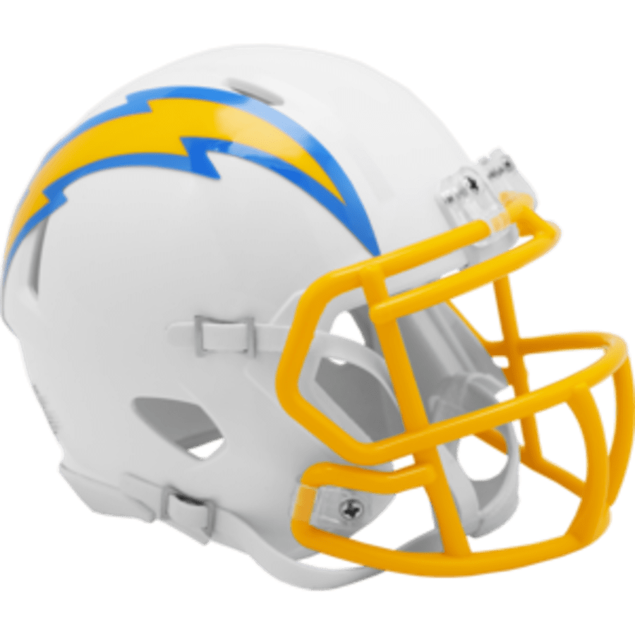 Riddell Mini Helmet One Size Los Angeles Chargers Speed Mini Helmet 2020