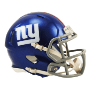 Riddell Mini Helmet One Size New York Giants Speed Mini Helmet