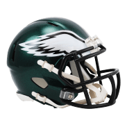 Riddell Mini Helmet One Size Philadelphia Eagles Speed Mini Helmet