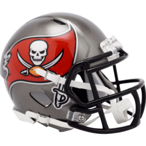 Riddell Mini Helmet One Size Tampa Bay Buccaneers Speed Mini Helmet 2020