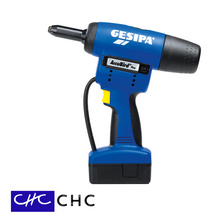Accubird Pro - Gesipa - Remachadora pop inalámbrica- 18.0 V - máx. Ø 6.0 mm (15/64