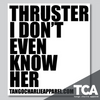 """Thruster"" -Sticker"