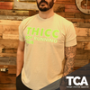 """THICC Boy Running Club"" - Men's Tee"