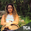 """TCA Gladiator"" - Women's Crop Tank"
