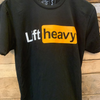 """Simply Imperfect - Lift Heavy"" - Men's Tee"