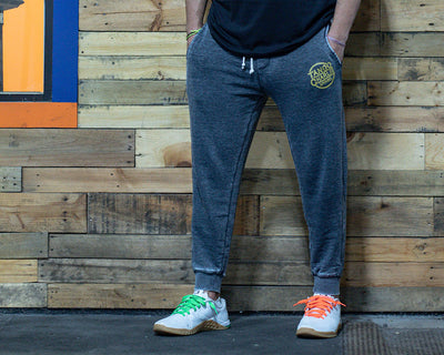 """Black French Terry Yjoggers"" - Unisex Joggers"