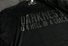 """Darkness is a HELL of a Coach"" - Unisex Tee"