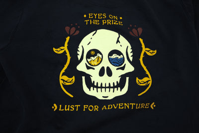 """Lust For Adventure"" - Unisex Sweatshirt"