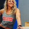 """THICC Boys Fan Club"" - Women's Racerback Tank"