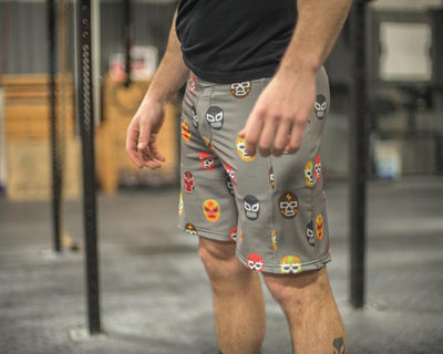"""Lucha Libre"" - Men's Shorts"