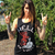 Hell on Wheels Muscle Tank Womens