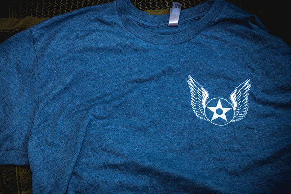 USAF - Guys Tee - Support the Airmen