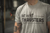 """No Mas Thrusters"" - Men's Tee"