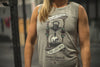 """Time"" - Women's Muscle Tank"