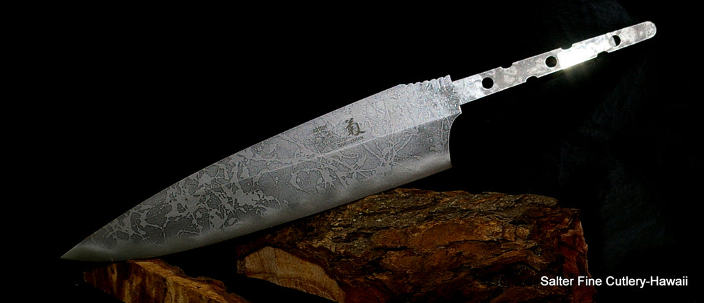 New Artist Series Collectible Knife Being Made Now!