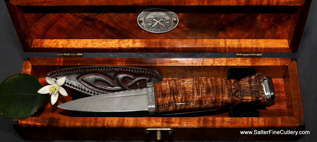 Celtic Roots? How about a Sgian Dubh!