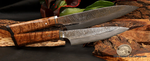 Raptor design series chef knife set from Salter Fine Cutlery