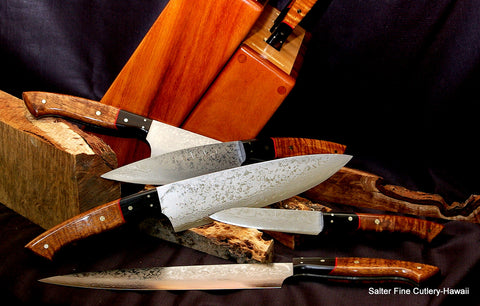VG10 Damascus Chef Knives