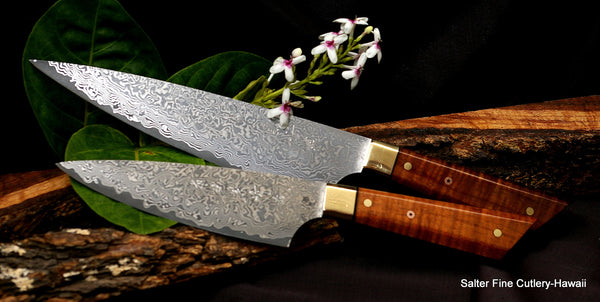fine kitchen knives custom order chef knives vg10 japanese quot fusion 11666
