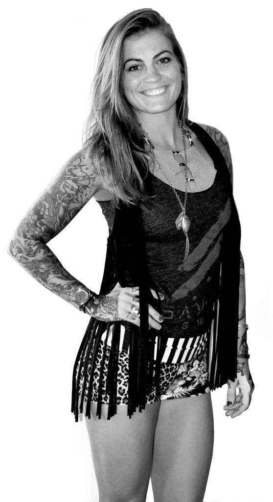 Beth Reeb Owner / Designer / CEO of Savage Swim & American Boheme | Ethically responsible fashions made in America