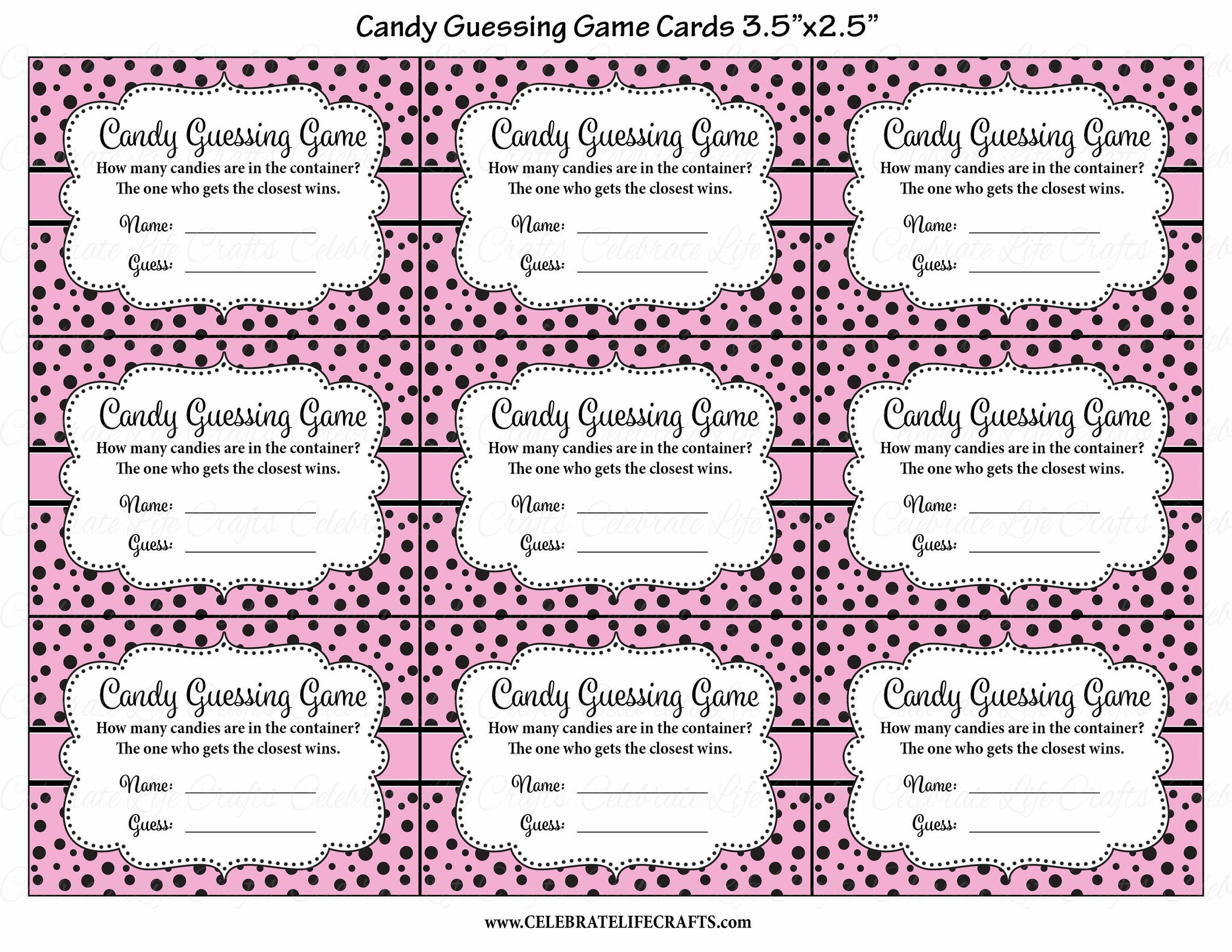 candy guess baby shower game ladybug baby shower theme for baby