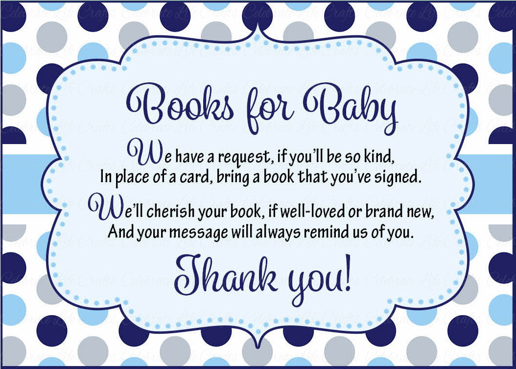 photograph relating to Bring a Book Baby Shower Insert Free Printable called Textbooks for Child Playing cards - Printable Obtain - Armed service Grey Whale Kid Shower Invitation Inserts - Military services Grey Whale - B15007