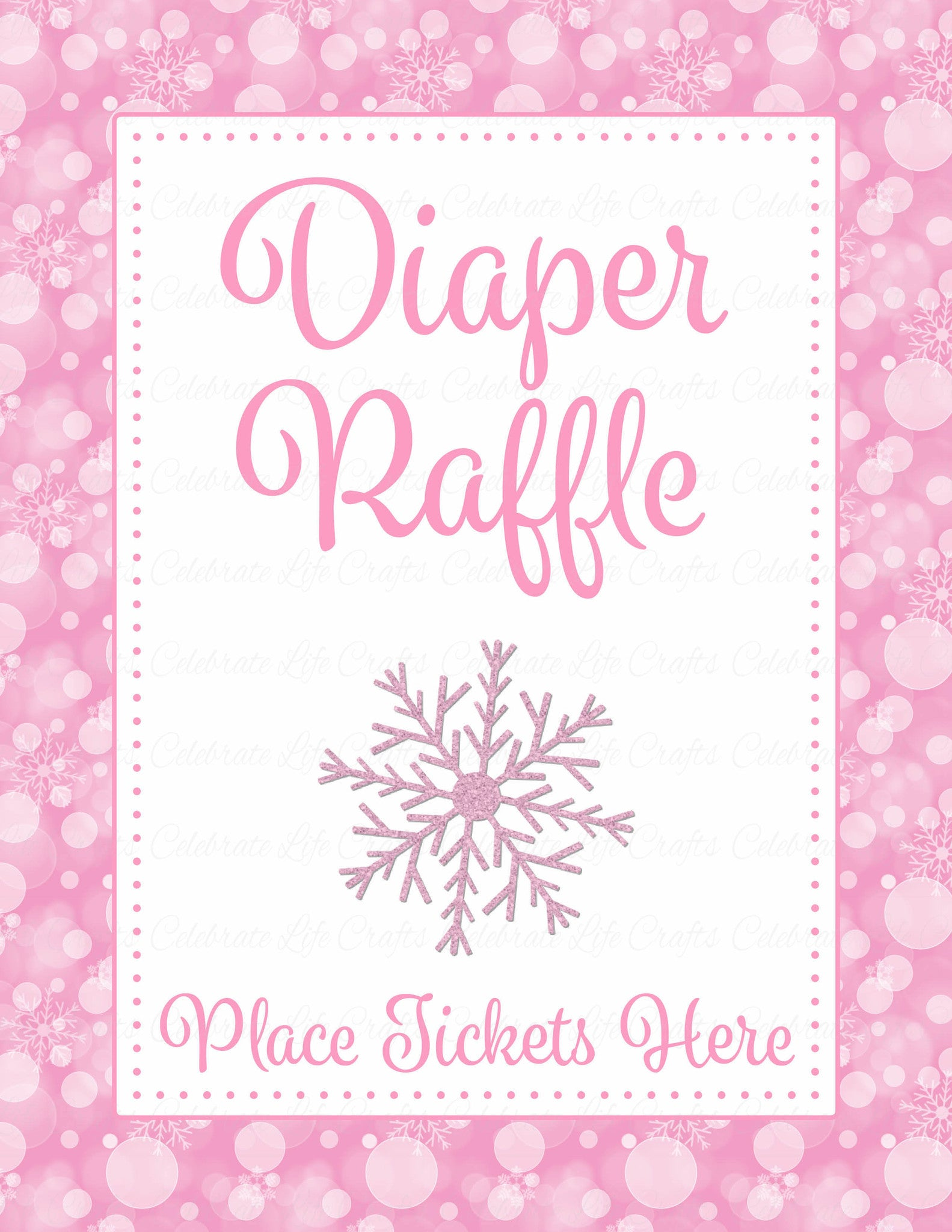 diaper raffle tickets for baby shower winter baby shower theme for