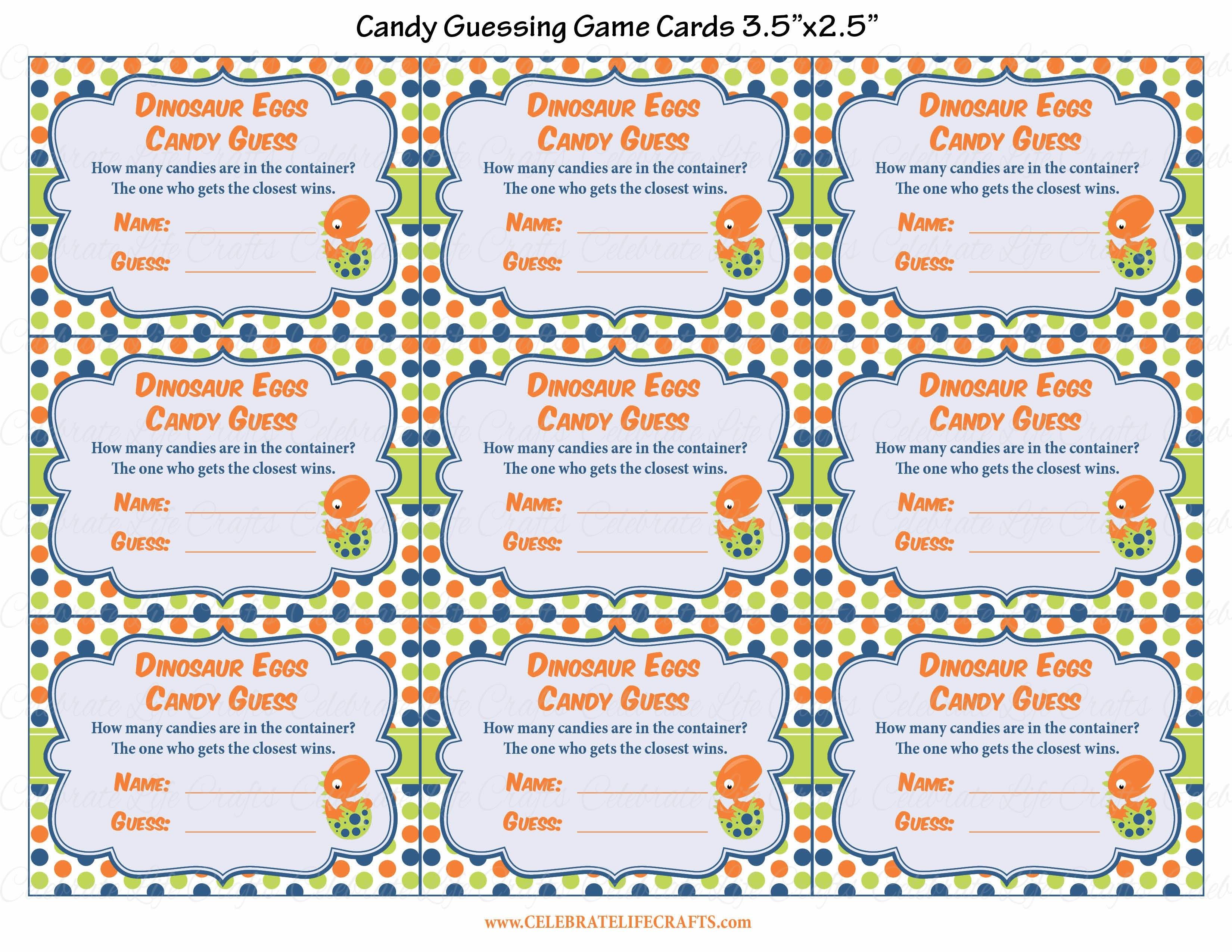 picture about Guess Who Game Printable named Sweet Wager Little one Shower Activity - Dinosaur Kid Shower Topic