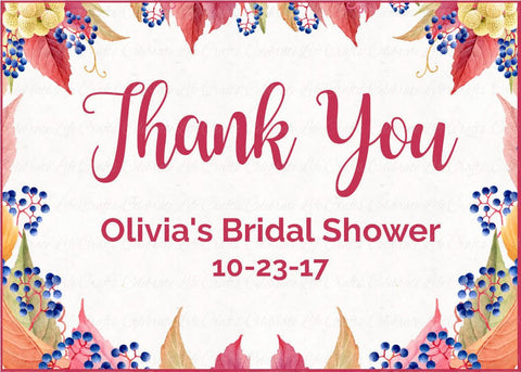 personalized bridal shower favor tags printable falling in love wedding shower br1006