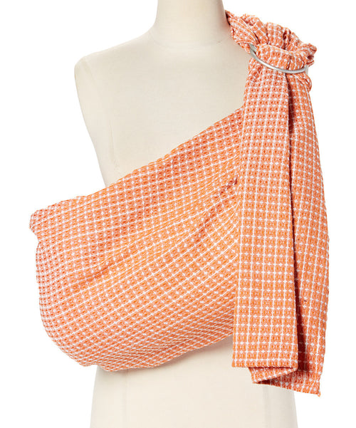 Mandarin Honeycomb Ring Sling