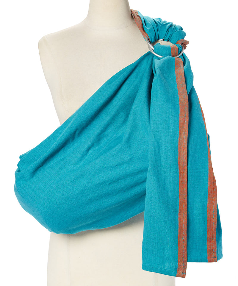 -Turquoise Ring Sling