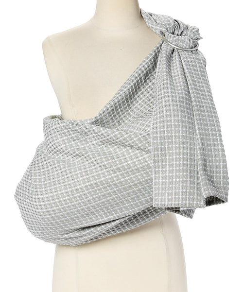 Kiwi Honeycomb Ring Sling (light green)