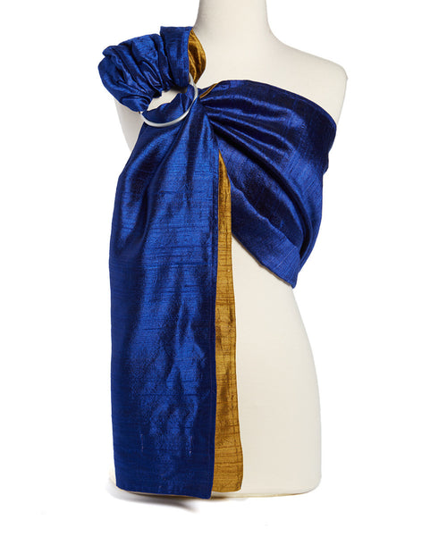 Topaz (reversible: blue/gold)