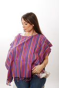 Tropical - Nursing Poncho
