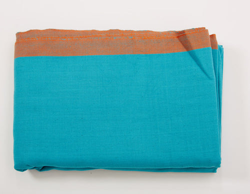 Turquoise Woven Wrap