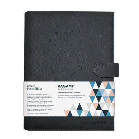 Vagami Success™ Planner (Undated)