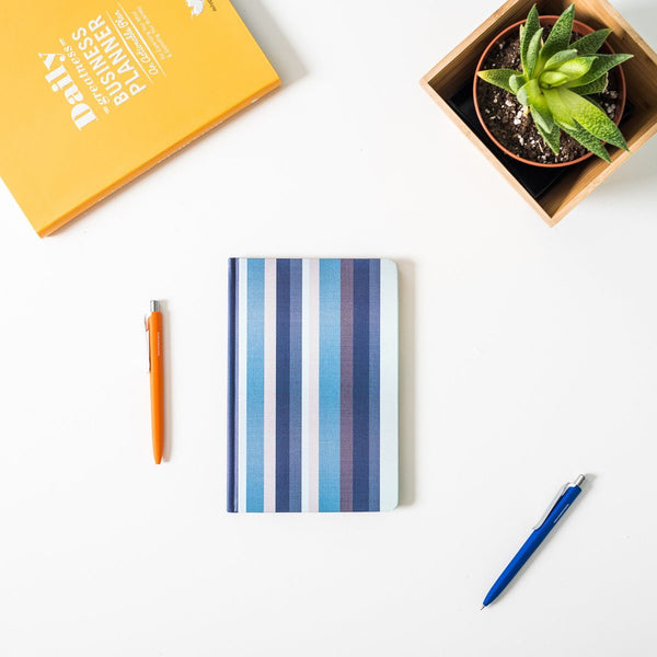 DG Notebook Blue - Dailygreatness AU