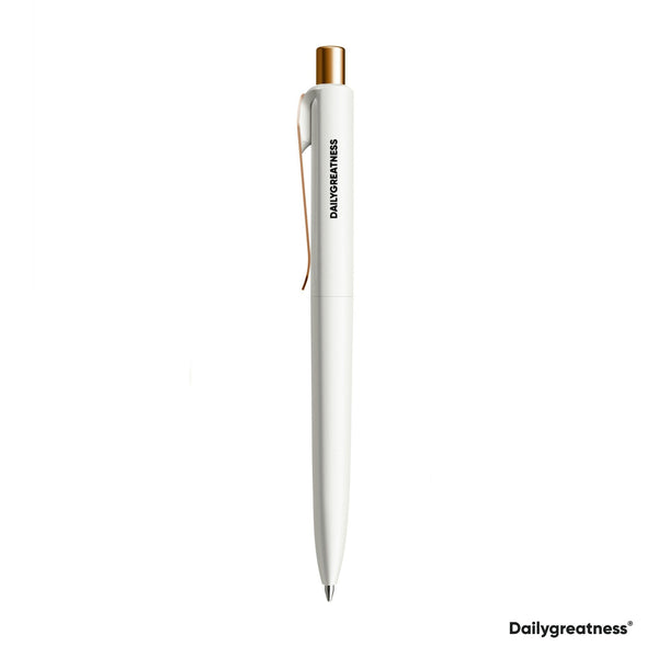 DG01 Pen and Pencil Duo - White
