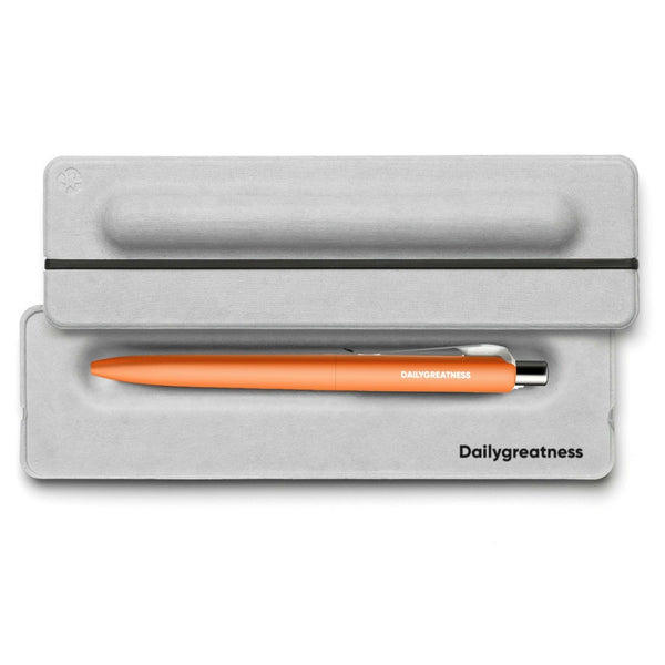 DG06 Pen Single - Orange - Dailygreatness AU