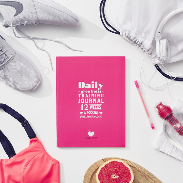 Dailygreatness Training Journal - Dailygreatness AU