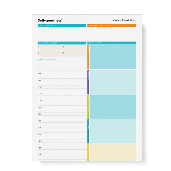 Dailygreatness Desk Pad - Dailygreatness AU