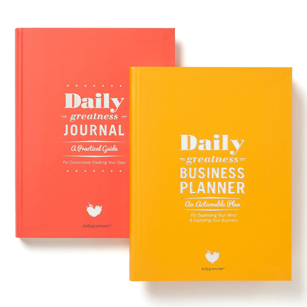 Dailygreatness Journal Duo
