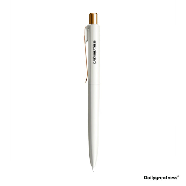 DG04 Pencil Single - White - Dailygreatness AU