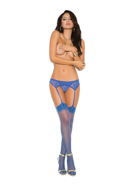 Garter and thong Set  Style #1218