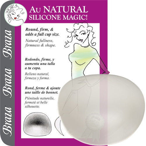 Au Natural Silicone Shaper by Braza